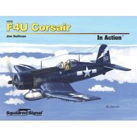 Squadron F4U Corsair:In Action #220 Sc Revised