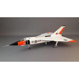 Hobby Master CF105 Arrow RL204 RCAF Day Glow 1:72 Diecast Model