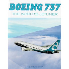 Schiffer Publishing Boeing 737 The World's Jetliner Hc Schiffer