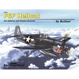 Squadron F6f Hellcat:In Action #216 Sc
