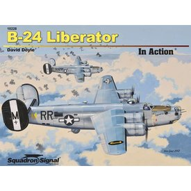 Squadron B24 Liberator:In Action #228 Sc