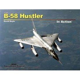 Squadron B58 Hustler:In Action #239 Sc