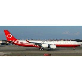 JCWINGS A340-500 Republic of Turkey TC-CAN 1:400