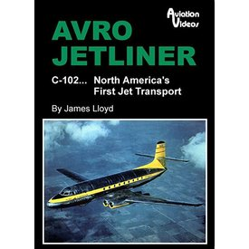 AVVID DVD Avro Jetliner:C102: North America's First Jet Transport