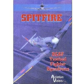 AVVID DVD Spitfire:RCAF Tactical Fighter Squadrons