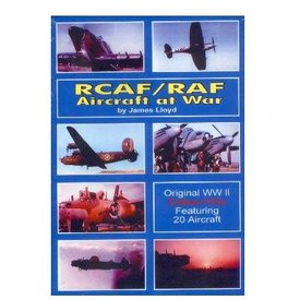 AVVID DVD RCAF/RAF Aircraft at War
