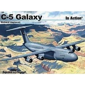 Squadron C5 Galaxy: In Action #1201 Softcover