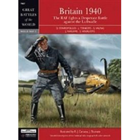 Squadron Britain 1940: Great Battles of the World #7: The RAF fights a Desperate Battle Against the Luftwaffe SC