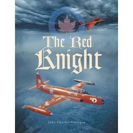 Friesen Press Red Knight: RCAF Demonstration T-33 hardcover