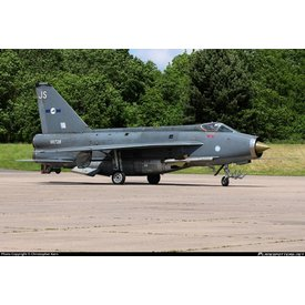 Corgi CORGI Lightning F6 RAF Binbrook XR728/1S 1:48 New Mold