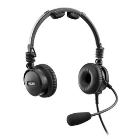 Telex Airman 8 ANR Headset GA/Boeing Plugs
