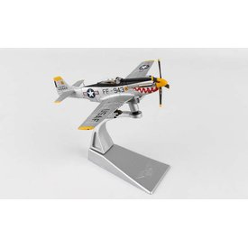 Corgi CORGI F51D 18FBG TOO FAST USAF Korea FF-943 silver 1:72 w/stand