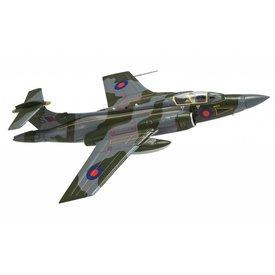 Corgi CORGI Buccaneer S2 16 Squadron Saints RAF Gutersloh XW538/S, camouflage 1:72 w/stand