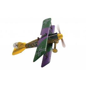 Corgi Albatros DVA Jasta 5 Seefrontstaffel 1 D.7327/17 Lt. Lothar Weiland July 1918 1:48