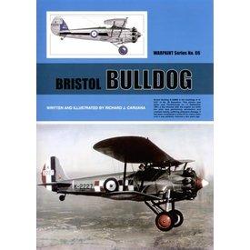 Warpaint Bristol Bulldog:Warpaint #66 Sc*Nsi*