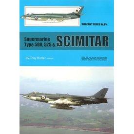 Warpaint Supermarine Scimitar:Type 508, 525:Warpaint #85 Sc +NSI+
