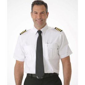 A Cut Above Cirrus Relaxed Fit Pilot Shirt