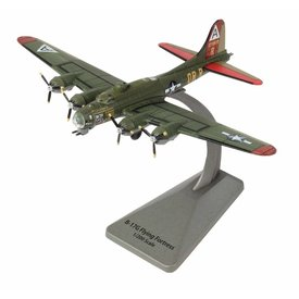 Air Force 1 Model Co. B17 Flying Fortress 323BS, 91BG Nine-O-Nine Smithsonian Srs 1:200 with stand