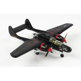 Air Force 1 Model Co. AFONE P61B BLACK WIDOW 548NFS KENDALL SMITHSONIAN 1:144