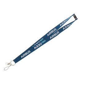 Airbus Lanyard Airbus A330 Neo Wide Badge Holder