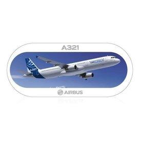 Airbus A321 Airbus Sticker