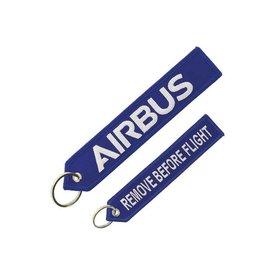 Airbus KEY CHAIN RBF BLUE AIRBUS