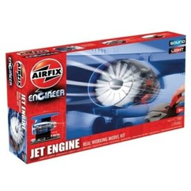 Airfix AIRFI JET ENGINE CUTAWAY SOUND  + LIGHTS