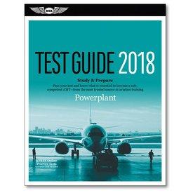 ASA - Aviation Supplies & Academics Powerplant Test Guide 2018