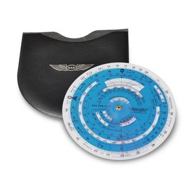 ASA - Aviation Supplies & Academics Computer Flight Circular 6""