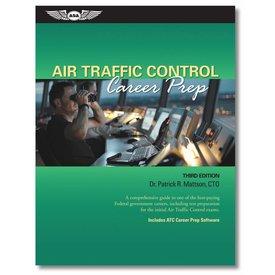 ASA - Aviation Supplies & Academics Air Traffic Control Career Prep (FAA) 3rd Edition softcover