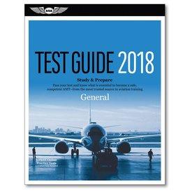 ASA - Aviation Supplies & Academics 2018 Test Guide: General