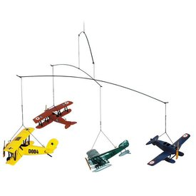 Authentic Models FLIGHT MOBILE BIPLANES 1920