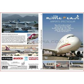 Aviation Data Corp. UTOPIA DVD Middle East Airports Specatcular:Amman, Jordan, Doha, Qatar, Bahrain,