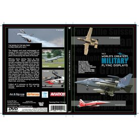 Aviation Data Corp. UTOPIA DVD World's Top Military Flying Displays: Vol.3