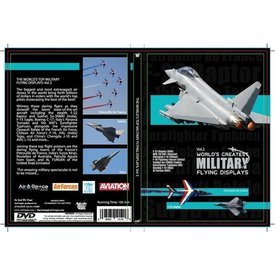 Aviation Data Corp. UTOPIA DVD World's Top Military Flying Displays: Vol.2