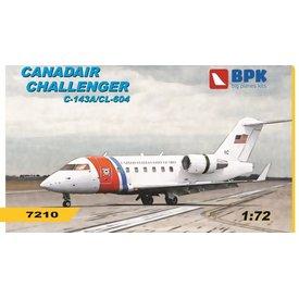 Big Planes Kits (BPK) CL604 CHALLENGER SWISS C143A USCG 1:72
