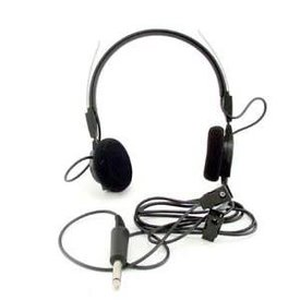 Telex Airman 760 Headset (audio only) GA jack