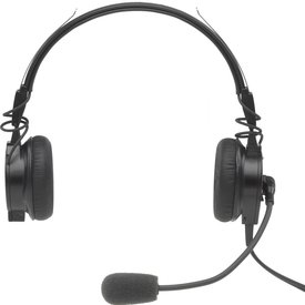 Telex Airman 850 ANR Headset Airbus Jacks