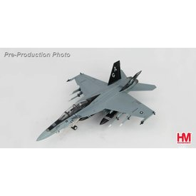 Hobby Master FA18F Super Hornet VFA103 Jolly Rogers AG-200 70th Anniversary 1:72 with stand**o/p**