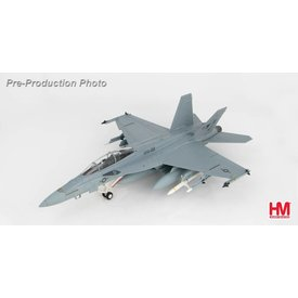 Hobby Master FA18F Super Hornet VFA122 NJ Fairford 2006 1:72 with stand