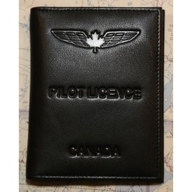 CPS Pilot Licence Canada Wallet
