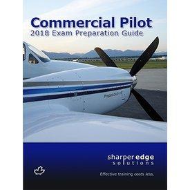 Sharper Edge Sharp Commercial Pilot Exam Preparation Guide