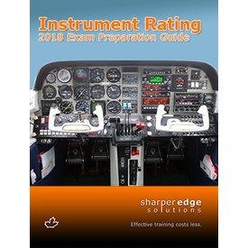 Sharper Edge Sharp Instrument Pilot Exam Preparation Guide 2018