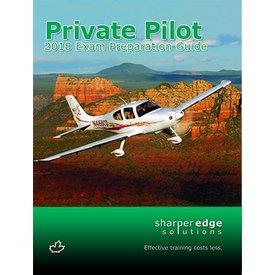 Sharper Edge Sharp Private Pilot Exam Preparation Guide 2018