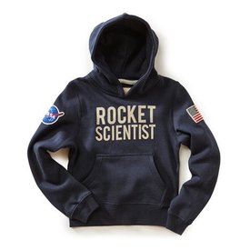 Red Canoe Brands Nasa Rocket Scientist Kid's Sweater