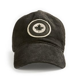 Red Canoe Brands Cap RCAF Corduroy