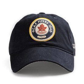 Red Canoe Brands Cap Rcaf Flyers Navy