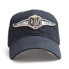 Red Canoe Brands Cap Rcaf Wing Navy