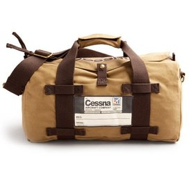 Red Canoe Brands Stow Bag Cessna Tan