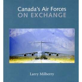 CANAV BOOKS Canada's Air Forces on Exchange:CANAV Books Hard Cover